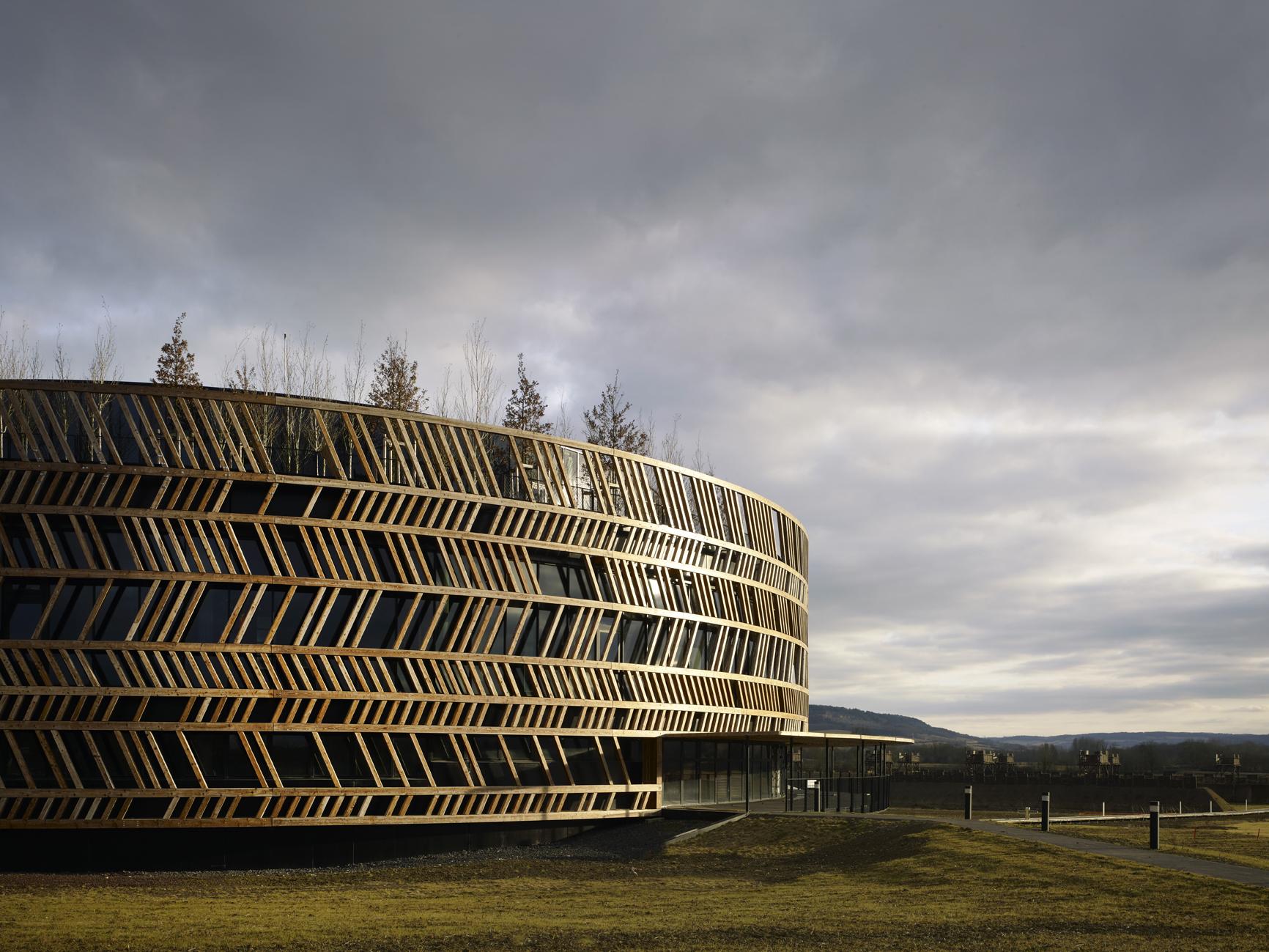 Centre d''interprétation. Alise-Sainte-Reine - MUSÉOPARC ALÉSIA - SEM ALÉSIA©CHRISTIAN RICHTERS