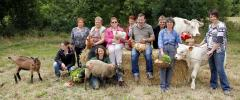 photo equipe la grange 2014. png - GIE des quatre heures soupatoires © image PNG