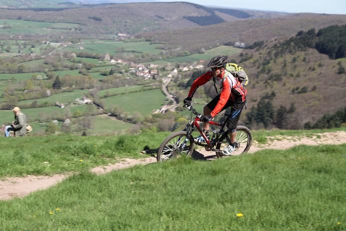 Escapade sportive à  VTT - Vélovitamine © Vélovitamine